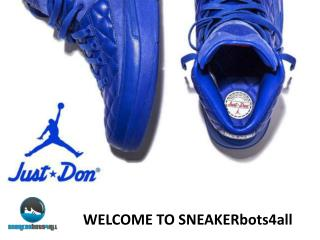 Automatically Buy Shoes - Nike Bot - Sneaker Bots - Add To C