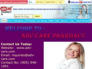 Welcome-to-Canadian-Online-Pharmacy-Medication-Drugs-Service