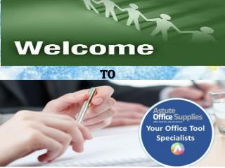 Online Purchases with Astute Office Supplies
