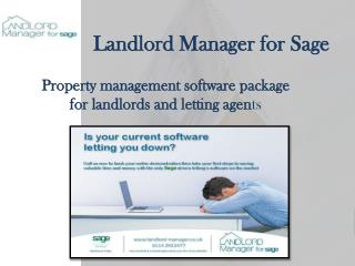How will property management software be good for business