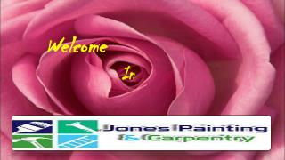 Interior and Exterior Painting-Jones painting and carpentry
