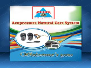 Acupressure Natural Care System