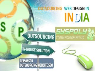 web design outsourcing India, web development outsourcing In