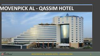 Movenpick Al-Qassim Hotel - Best hotels in Saudi Arabia