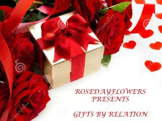 7Contemporary Valentine Gift Ideas for Relation!!!