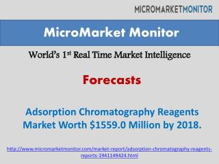 Adsorption Chromatography Reagents Market