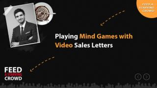 Playing Mind Games With Video Sales Letters