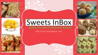 Indian sweets Online
