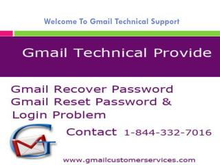 Call Now 1-844-332-7016 Gmail Customer Support