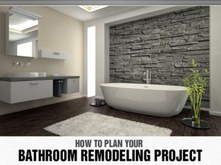 Tips to Plan Your Bathroom Remodeling in Denver CO