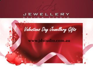 Jewellery Design Studio Offers Valentines Day Jewellery Gift