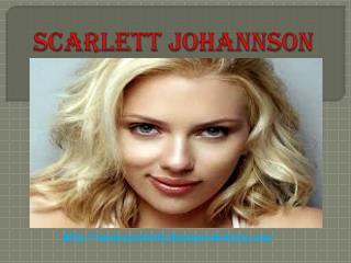 scarlett johannson pictures