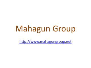 Mahagun India Real Estate Group