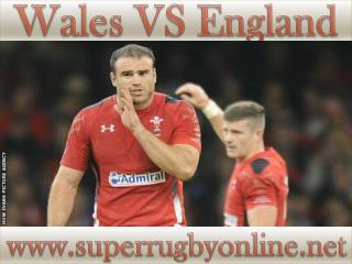 Watch Live Rugby Stream England vs Wales