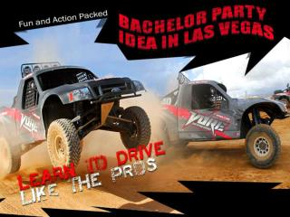 Las Vegas Bachelor Party Ideas for an adrenaline Packed Day