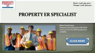 Property ER Specialists