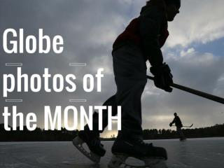 Globe photos of the month
