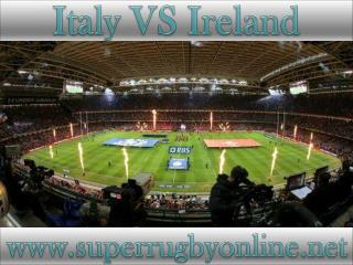 watch here Ireland vs Italy stream hd
