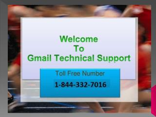 1-844-332-7016 Gmail Technical Support & Help Phone Number