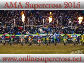 stream AMA Supercross San Diego 7 Feb live racing online