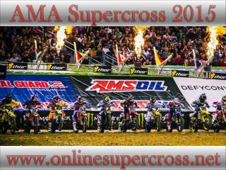 streaming AMA Supercross San Diego 7 Feb Race online