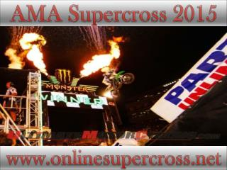 stream AMA Supercross San Diego 7 Feb race live stream