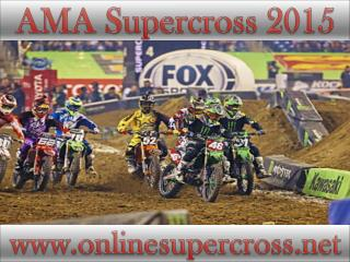 watch AMA Supercross San Diego 7 Feb live on the internet