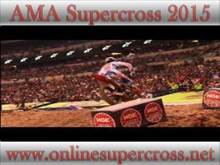 watch AMA Supercross San Diego 7 Feb racing online