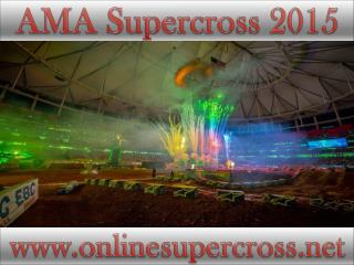 Monster Energy AMA Supercross San Diego live