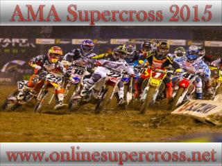watch Monster Energy AMA Supercross San Diego 2015 live