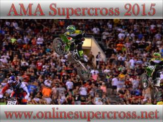 watch AMA Supercross at Petco Park 7 february 2015 live cove