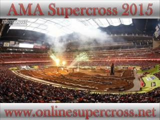 watch AMA Supercross at Petco Park live coverage