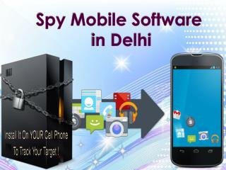 Get Discounts on Order of Spy Mobile Phone Software in Delhi