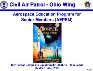 Civil Air Patrol - Ohio Wing