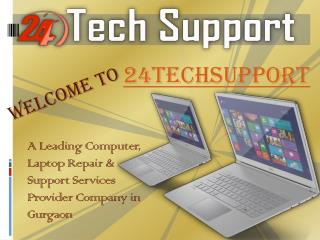 Computer, Laptop Repair & Support Services in Gurgaon