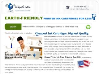 Discount printer ink for canon | www.inkpal.com