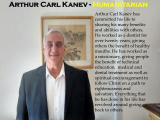 Arthur Carl Kanev