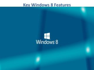 Windows 10: The top 8 features!