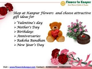 Send Flowers to Kanpur