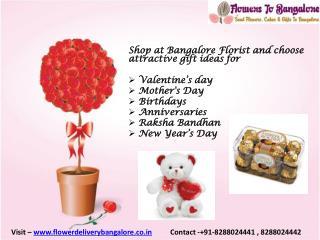 Florist Bangalore