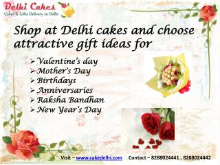 Flower and Cake Delivery Delhi