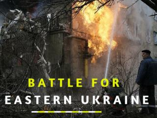 Battle for eastern Ukraine