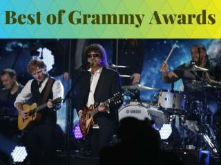 Best of Grammy Awards