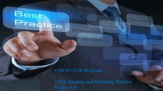 400-101 - CCIE Routing and Switching