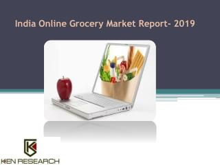 India Online Retail Market Research Report