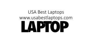 best brand of laptop