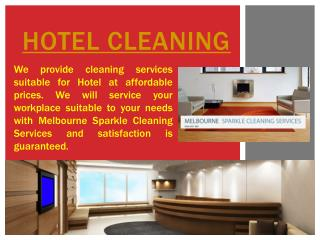 Vacate Cleaning Melbourne