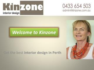Modern Interior Design - Kinzone Interior Design