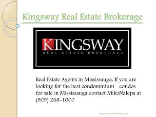Real Estate Agents in Mississauga - Square one condominiums