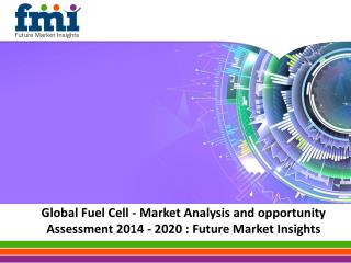 Global Fuel Cell - Market Analysis and opportunity Assessmen